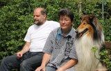 Bernd, Conny und Calvin